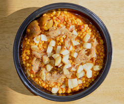 Persian Style Split Pea Stew