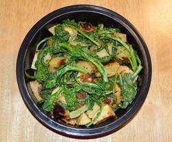 Rstd Potatoes Broccolini