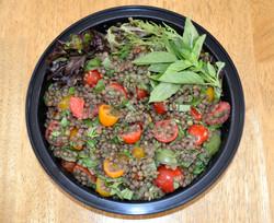 Heirlooms Lentil Salad