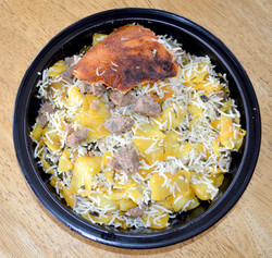Beef Cabbage Rice