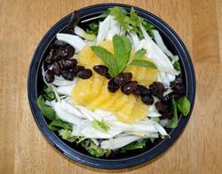 Sicilian Fennel Orange Salad