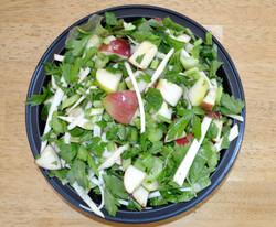 Celery Celeriac Apple Salad