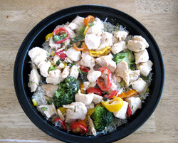 Chicken Broccoli Rice