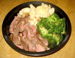Beef Broccoli Potatoes
