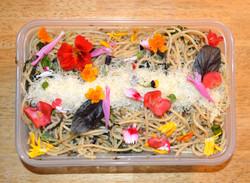 Spaghettata Floreale