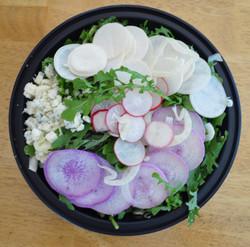 Marys Mixed Greens Salad