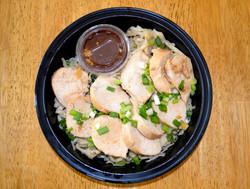 Teriyaki Chicken Asian Noodles