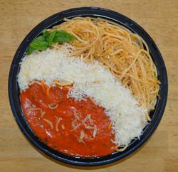 Spaghetti ala Sophia Loren