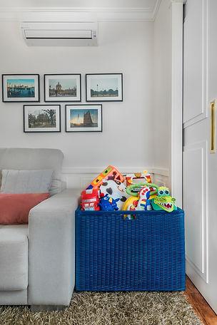 Casa Alto da Boa Vista brinquedos sala d