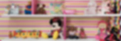 estante de brinquedos quarto infantil