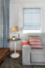 Casa Alto da Boa Vista detalhe cortinas