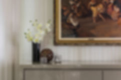 Casa Alto da Boa Vista detalhe sala jant