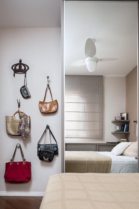 Apartamento Lapa suite detalhe bolsas 2.