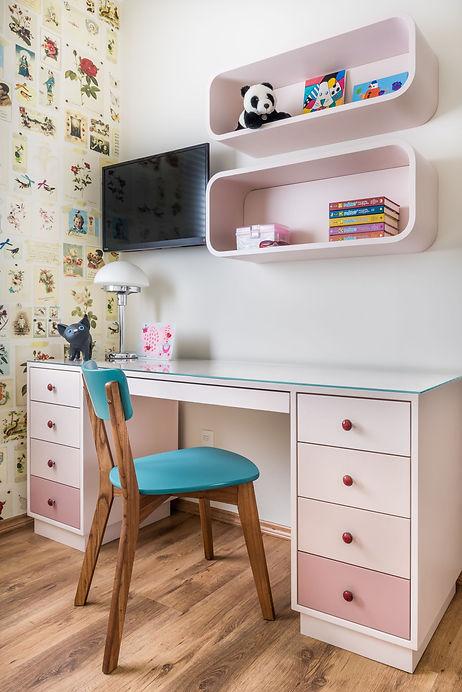 Projeto Ipiranga quarto infantil detalhe