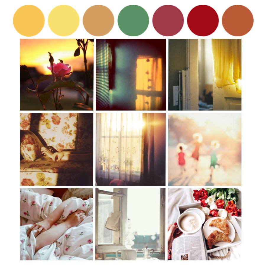 cores inspirados no storyboard
