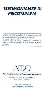 Testimonianze di psicoterapia - Guido Gr