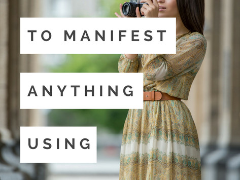 How to Use Visualization to Manifest Your Goals