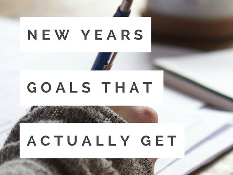 How to Set Goals like a Boss