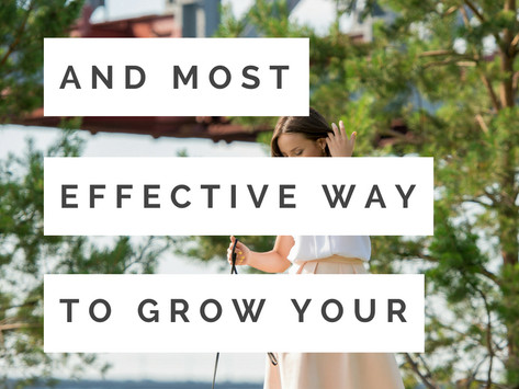 The Most Effective Way to Build Your Confidence
