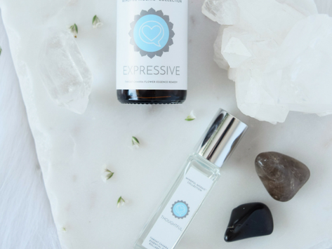 Balance Your Chakras with Flower Essence Blends + DISCOUNT!