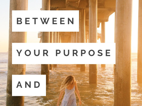 Your 'Calling' vs. Your 'Purpose'