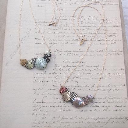 """""""Boule"""" necklace"""