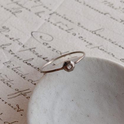 K18 Classic Ring