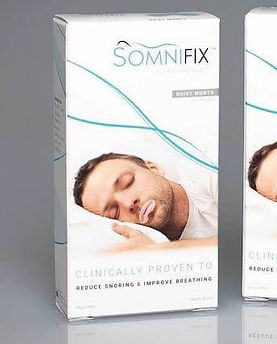 Somnifix Mouth Tape - Shark Tank Product