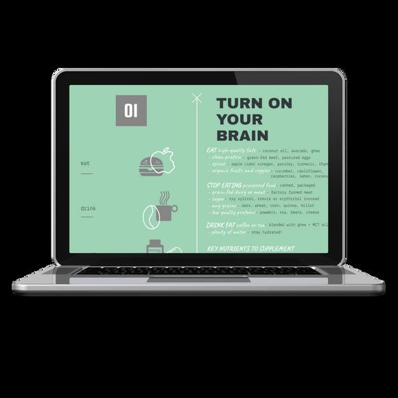Brain Health Optimization