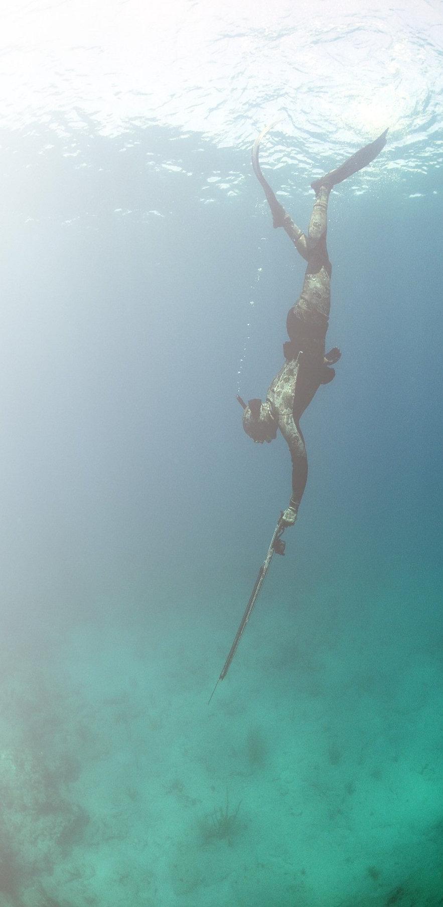 Spearfishing | White River Dive Company - Branson, Missouri