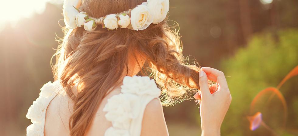 髪の花と花嫁