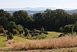 Arboretum Al Gaulhia - la prairie ; arboretum limousin