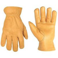 CLC Work Gear Work Gloves, Top Grain Deerskin Driver