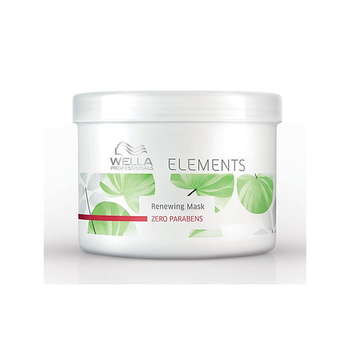 Wella MASQUE RÉGÉNÉRANT Elements 500 ml