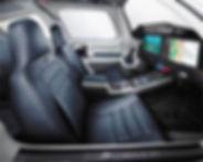 Intérieur cockpit de l'avion Cessna Corvalis TTX