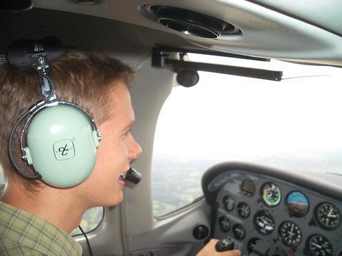 Initiation au pilotage d'un avion