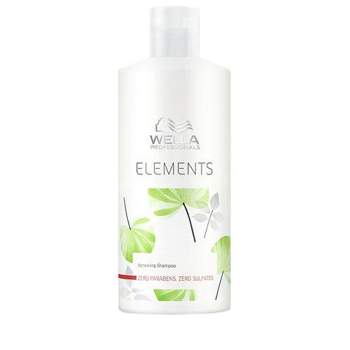 Wella SHAMPOOING RÉGÉNÉRANT  Elements 500 ml