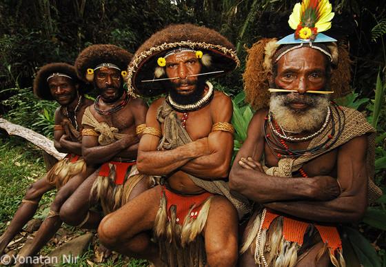 בית הספר לפאות   הרמה המערבית, פפואה גינאה החדשה
