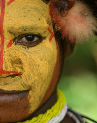טקס סינג סינג, שבט ההולי | פפואה גינאה החדשה