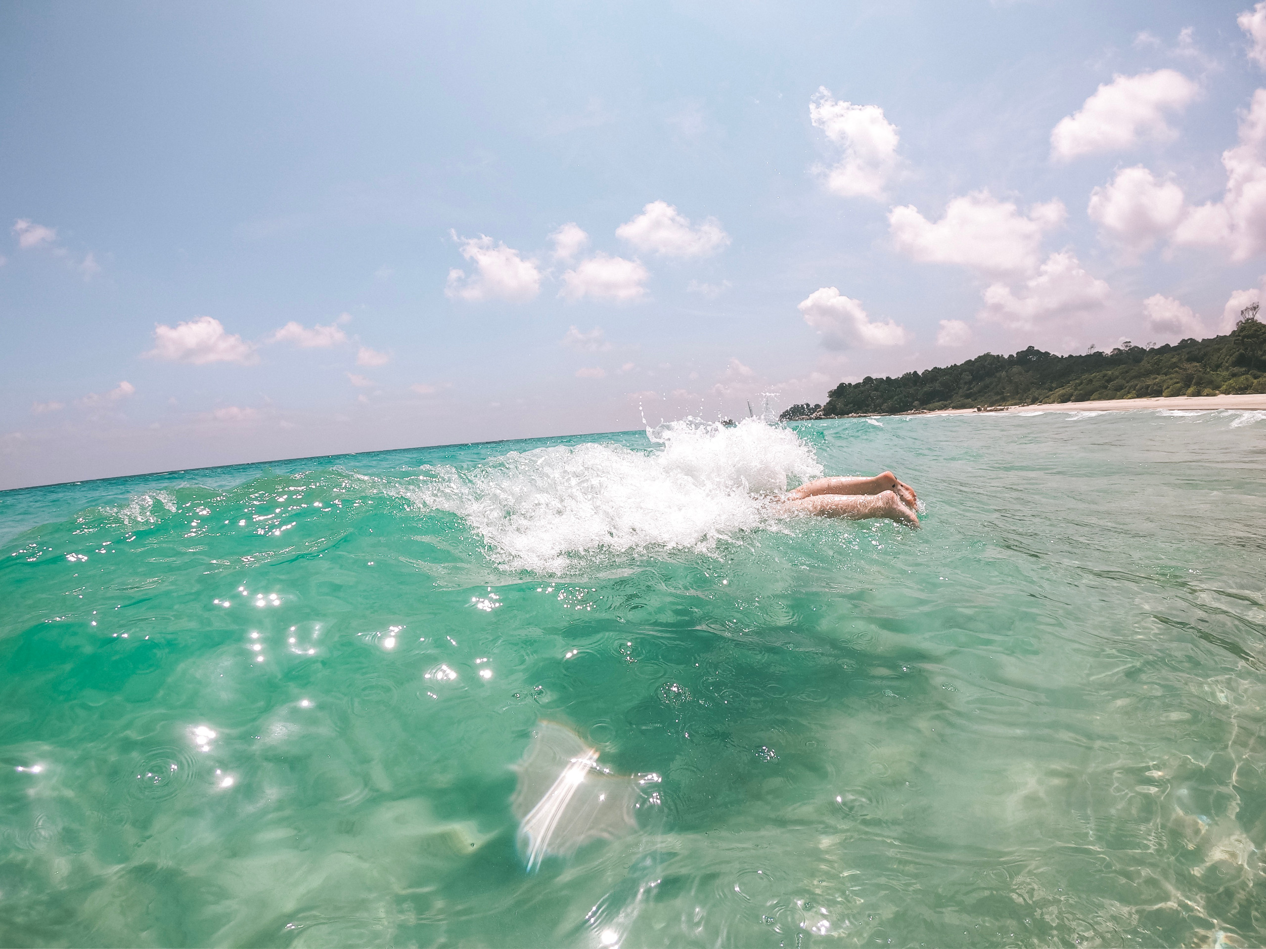 Club Med Bintan Indonesia Clear water beach day trip weekend