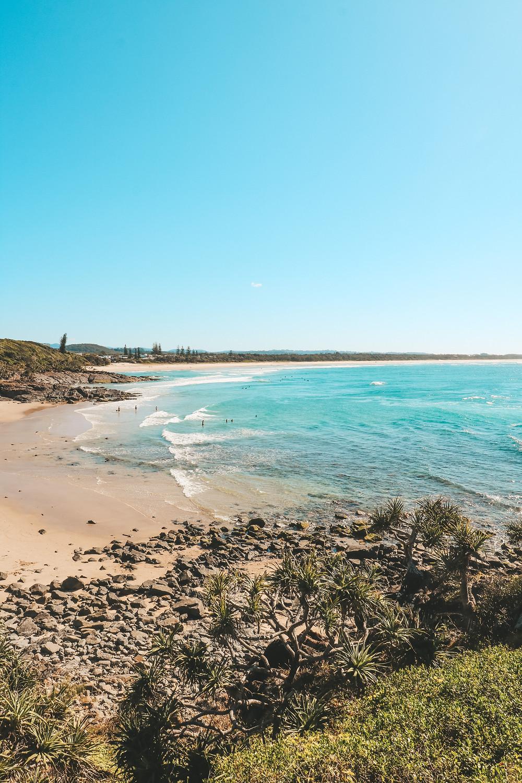 Cabarita Beach, Tweed Coast, Northern NSW