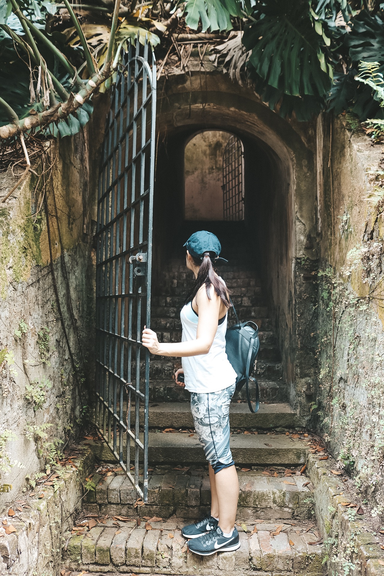 Fort Canning park singapore guide instagram