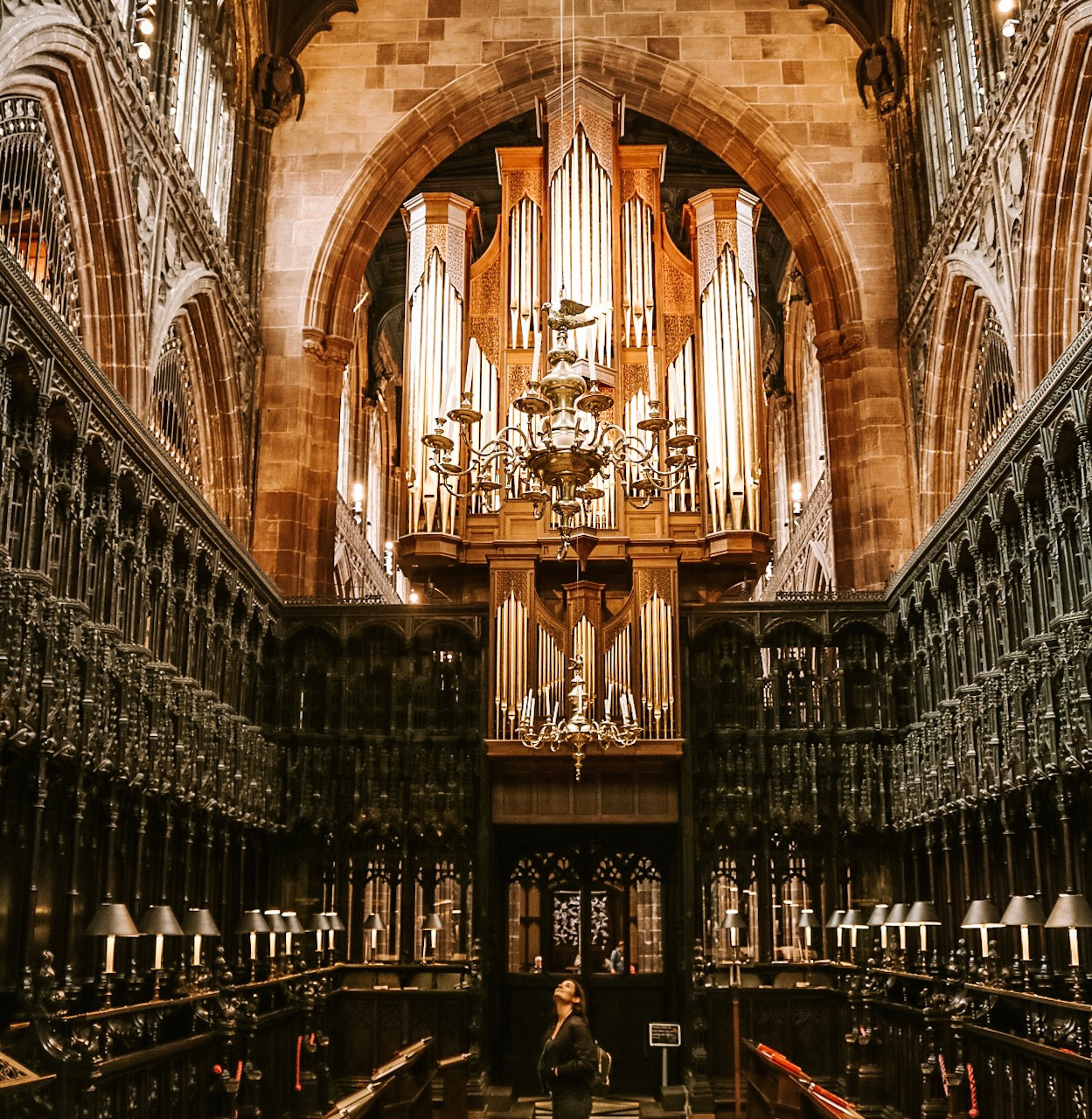 Manchester Cathedral organ