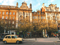 Manchester city centre historical buildings