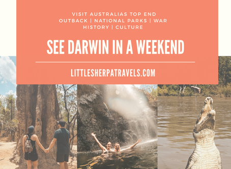 Experience Australia like Crocodile Dundee: Visit Darwin, Northern Territory in a Weekend