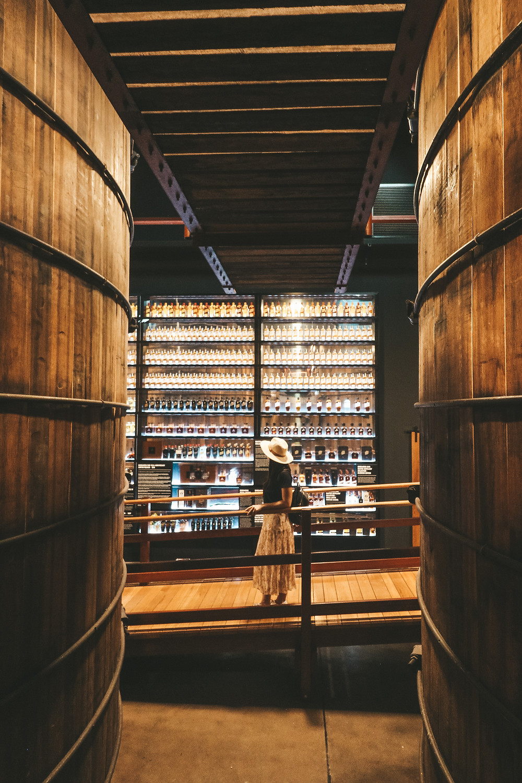 Bundaberg Rum Distillery Museum, Queesland