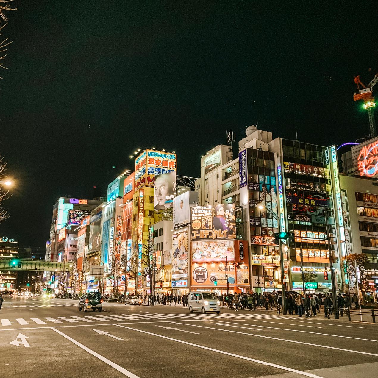 MariCar Mario Kart Akihabara Toyko japan tour travel guide travel blog