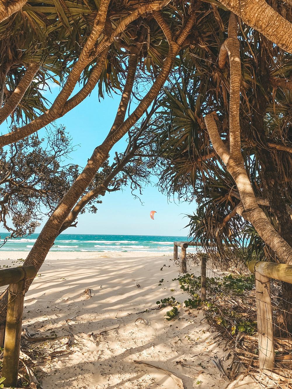 Kingscliff Main beach