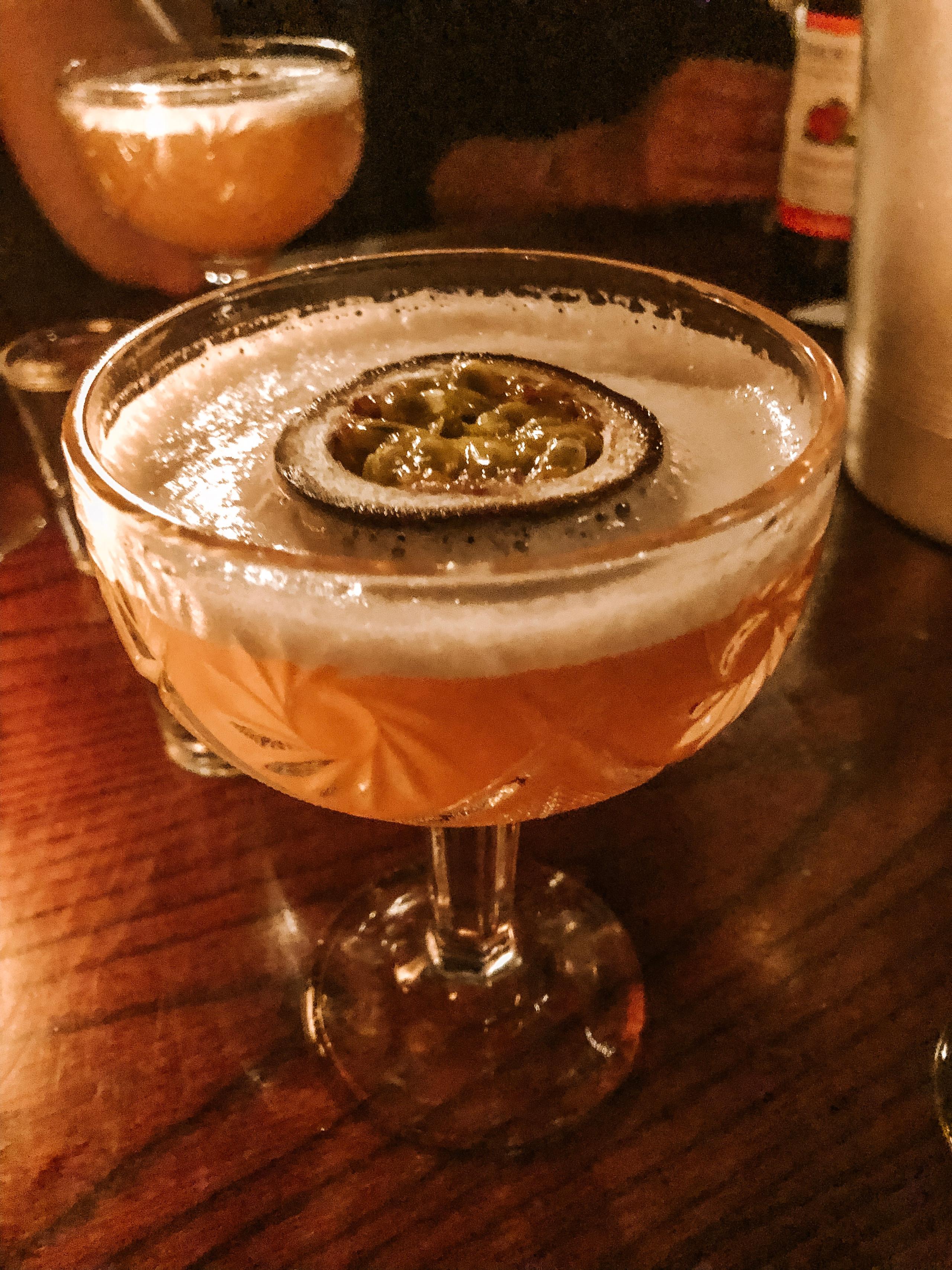 Porn star martini Fitzgeralds jazz lounge northern quarter manchester