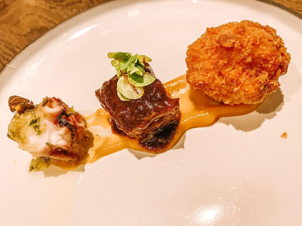 Burger & Lobster: Raffles Hotel Singapore - Starters